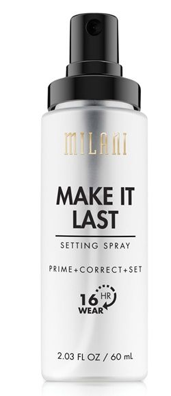Milani Spring 2017 - Milani Make It Last Setting Spray Prime + Correct + Set