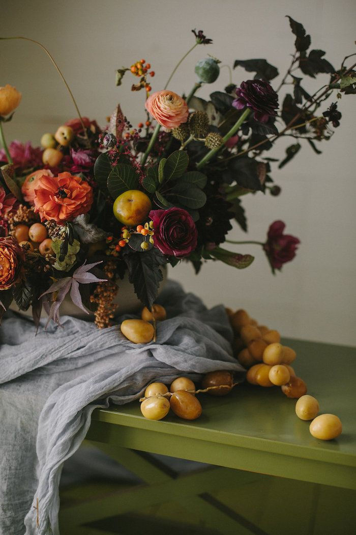 Luxurious Wedding Floral Design at the Amy Osaba Master Class | Part 1