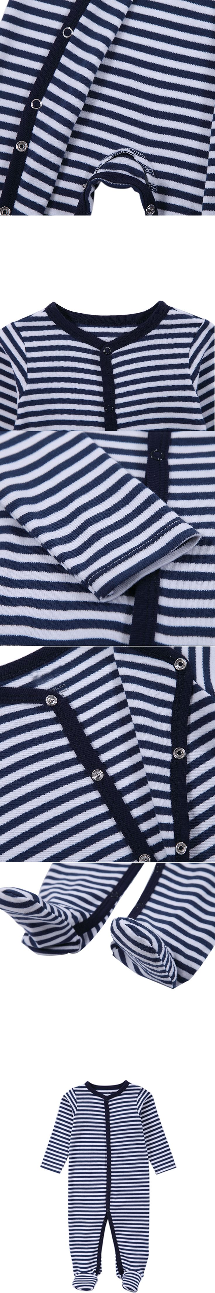 SexeMara Baby Boy Clothes Comfortable Baby Rompers Winter Thick Climbing Clothes Newborn 0-12 M Baby Clothes Unisex