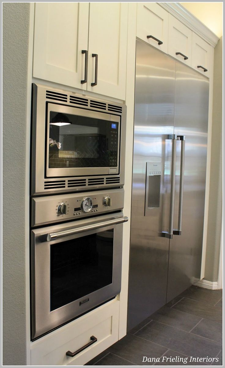 Appliances Full Sized Freezer Refrigerator Side By Side Kitchens Pinterest
