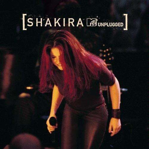 Shakira MTV Unplugged (1999), las canciones de ayer y hoy.