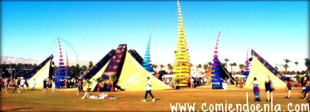 #Coachella Festival  Indio, California