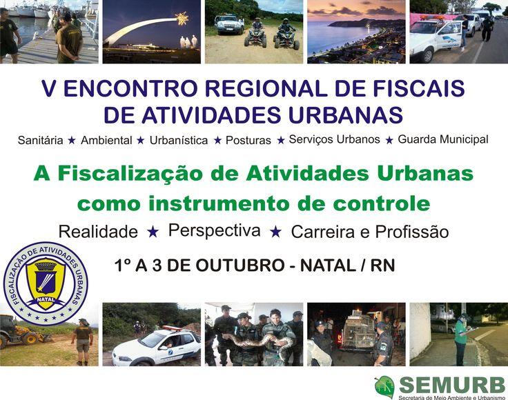 24/08/2015 - V Encontro Fiscais em Natal, RN