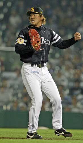 Hideki Okajima (Fukuoka SoftBank Hawks)