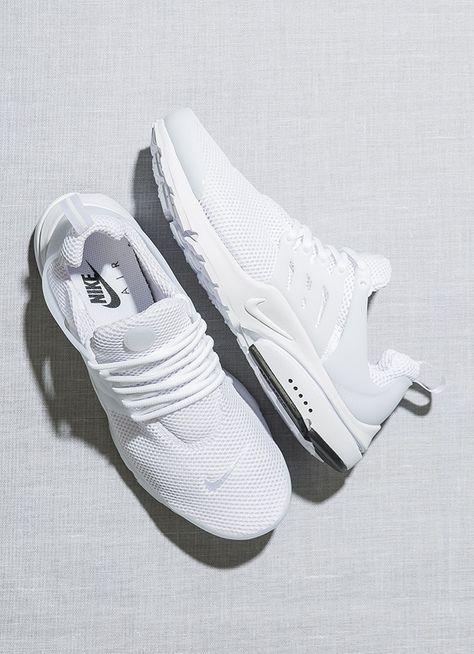 Nike Air Presto: White