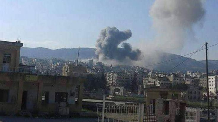 Die mörderische Russen-Lüge - So lässt Putin Syrien TROTZ Feuerpause bombardieren - Politik Ausland - Bild.de