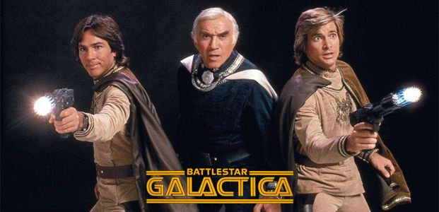 Series del Recuerdo - Clásicos de siempre: Battlestar Galactica