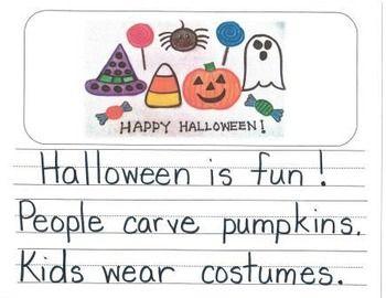 Descriptive halloween essays