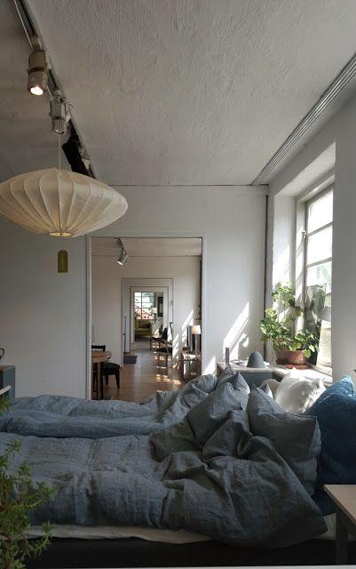 Inredningbsloggen : Piazzan Foto : Pernilla.N  #sovrum #bedroom #norrgavel