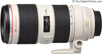 Canon EF 70-200mm f/2.8 L IS II USM - great lens for sports and portraits.  I'm also pairing with a 2X extender for wildlife photo's.  Heavy though - weighs 3 lbs...