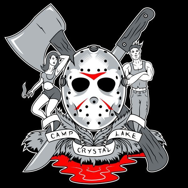 Slashers are the crazed killers who give us nightmares and dwell in their own horror movie subgenre, and they're some of the most iconic characters in horror movie history despite their gruesome appearances.Whether you're a fan of Freddy, Jason, Michael Myers, Leatherface or can't decide which slasher you like best the NeatoShop is your one stop shop for something scary good to wear!They are the freaky faces of horrorBloody Lil Horrors (Multicolor) by Prime PremneFrom the classic killers who…