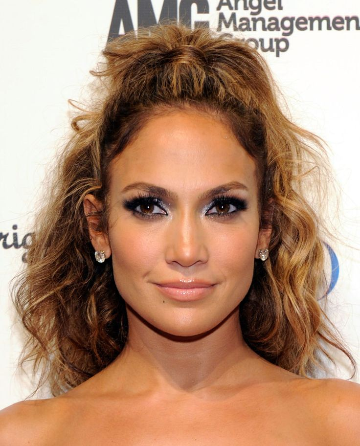 Styles For Curly Hair hair color trend