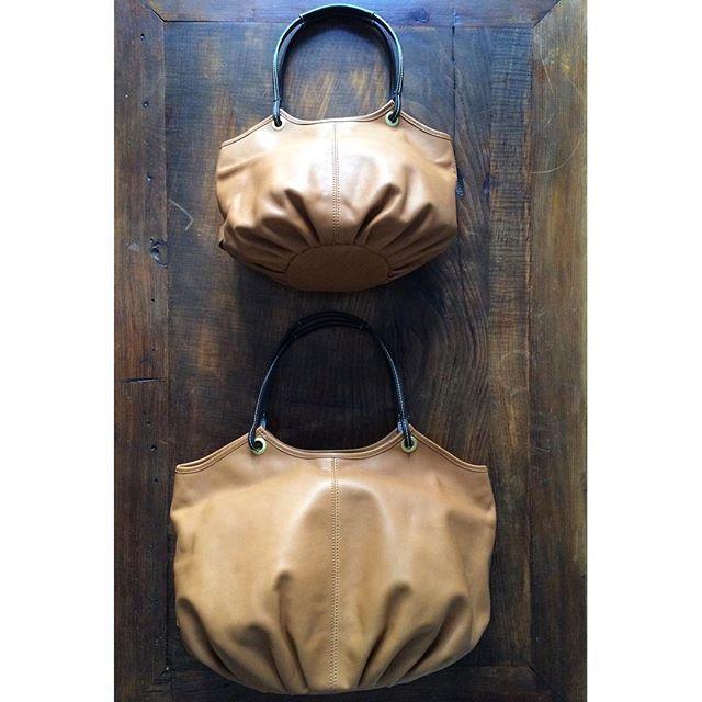 One bag, two sizes, many possibilities! | The Tan Talega & The Tan Taleguita