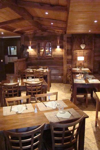 La Tablee - restaurant Chamonix