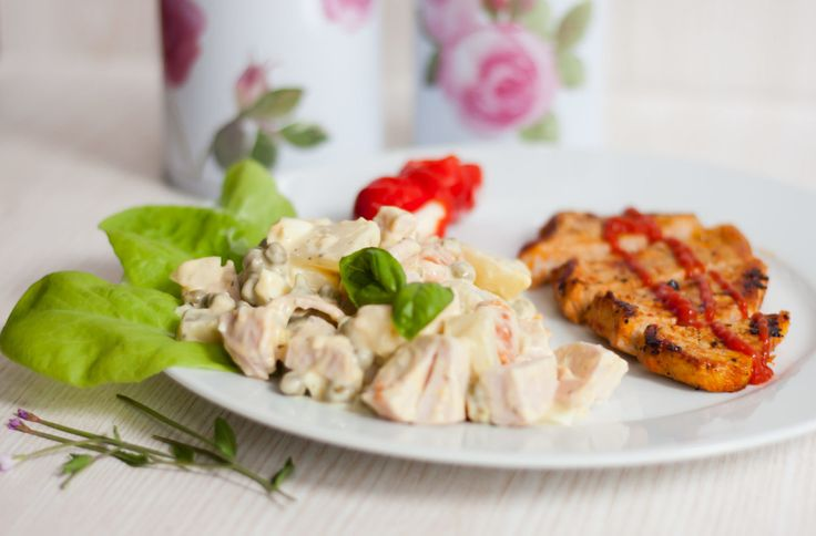 die besten 25 salate die man 1 tag vorher zubereiten kann ideen auf pinterest hausgemachte. Black Bedroom Furniture Sets. Home Design Ideas