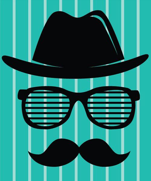 Parche HIPSTER. Hoy toca look hipster Personaliza tu look con un parche termoadhesivo muy molón. Más Mini Me en #MimetteShop