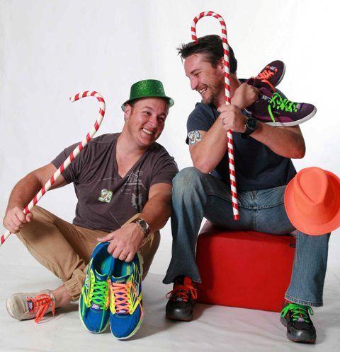 Arno Jordaan & Adam Tas supports Tekkie Tax http://www.tekkietax.co.za/