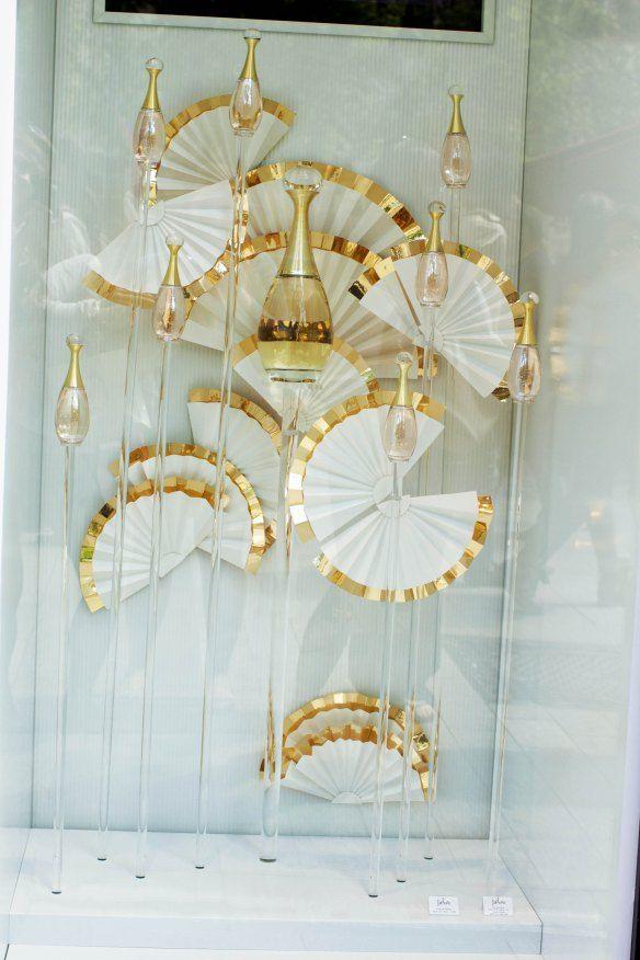 Dior Window Display | Paris: Summer 2013