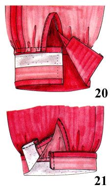 Procesamiento del dobladillo de la manga   clases de costura pokroyka.ru-corte y