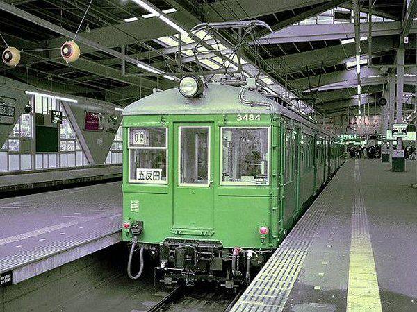 東急電鉄旧3000系- 日本の旅・鉄道見聞録 -