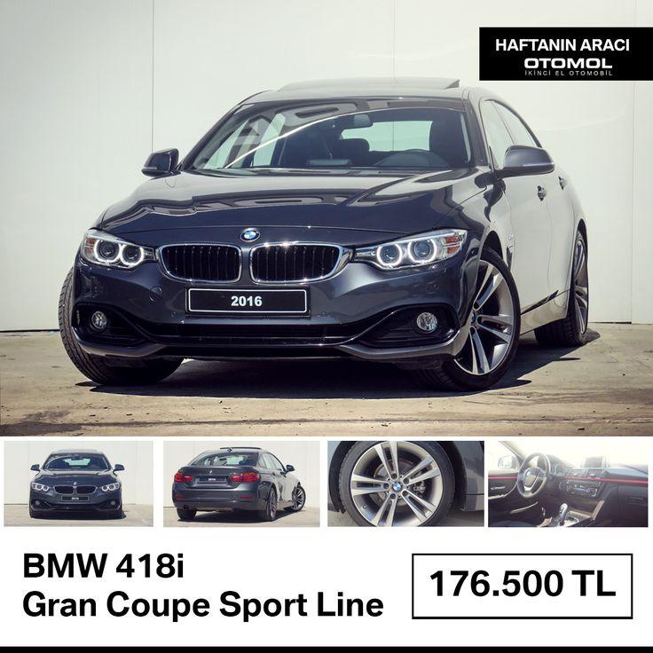 Haftanın otomobili : BMW 418i Gran Coupe Sport Line