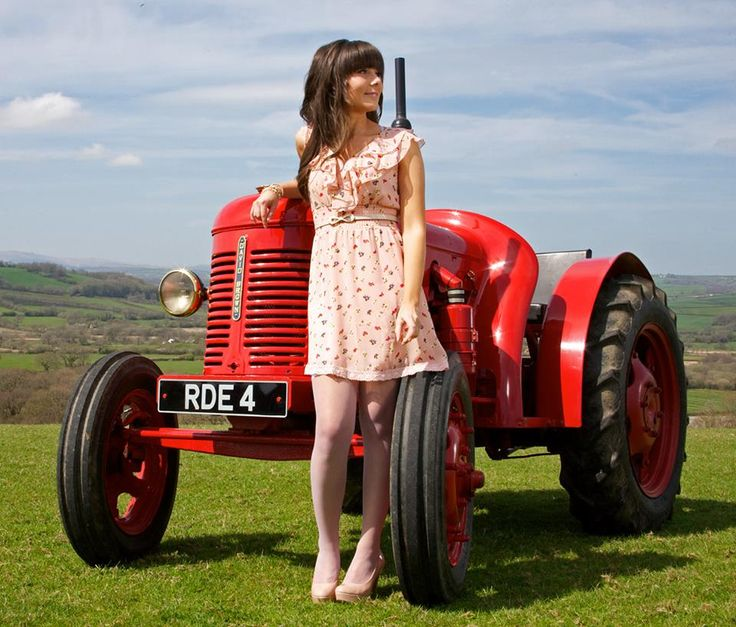 154 best girls and tractor images on pinterest tractors - Craigslist little rock farm and garden ...