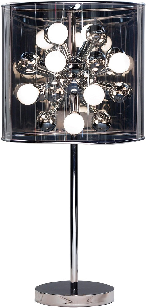 Modernrugs.com Awesome Starburst Modern Table Lamp