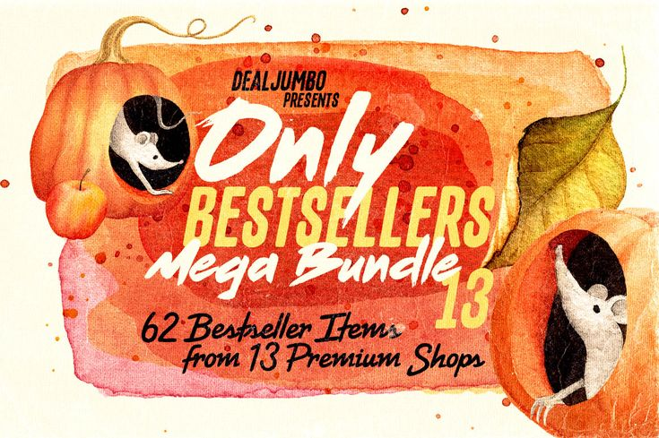 Only Best Sellers – Mega Bundle! vol.13