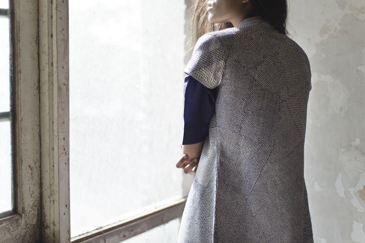 swati kalsi, long jacket