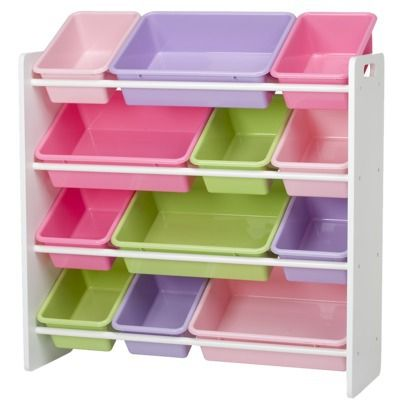 Beau Circo Storage Organizer White I Think I Want This For