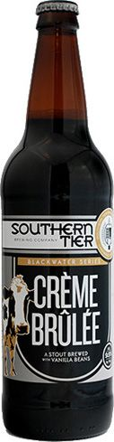 Southern Tier Imperial Creme Brulee Stout gives true meaning to the term 'liquid dessert'