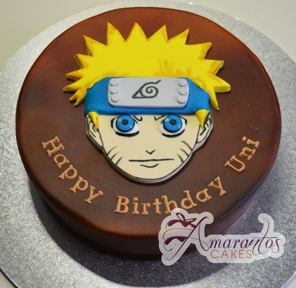 17 Best images about Naruto cake ideas on Pinterest ...