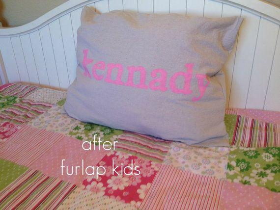 """For your kids crap. Furlap."" Furlap Kids Stuffed Animal Keeper/Storage by Furlap on Etsy, $40.00"