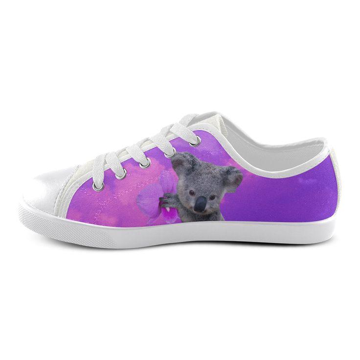Koala Canvas Kid's Shoes