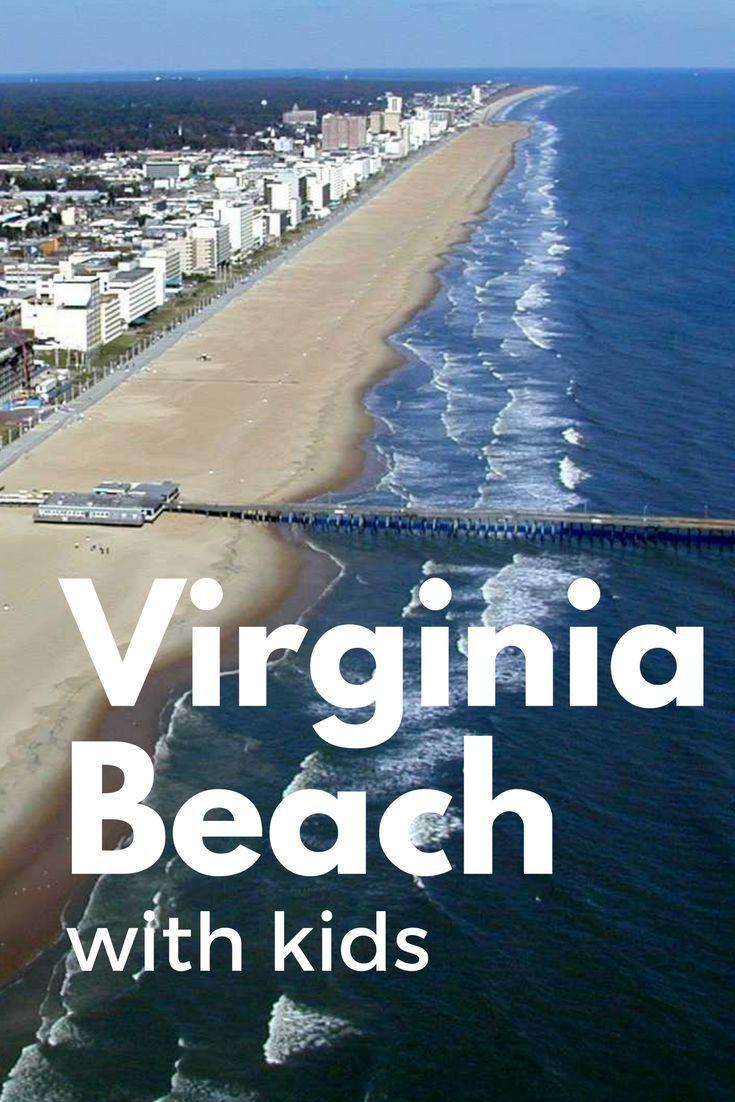 Virginia Beach with the kids