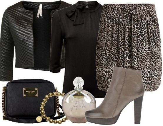 Lady and the beast - Avond Outfits - stylefruits.nl