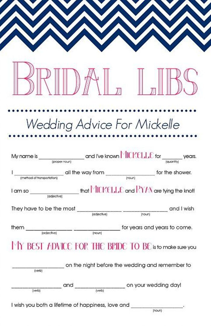 Bridal shower ideas and bridal shower invitations