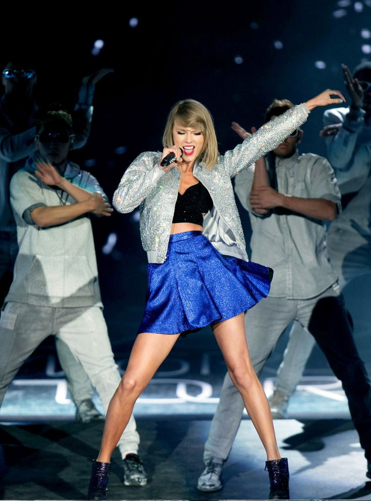 Bringing you live updates, photos, videos and more from each stop of Taylor Swift's fourth...