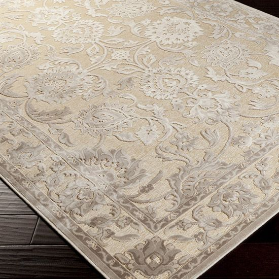 Deal of the Day: Jesseren Beige Area Rug
