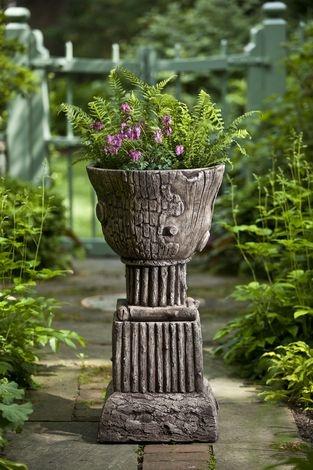 271 Best Faux Bois Images On Pinterest Cement Garden 400 x 300