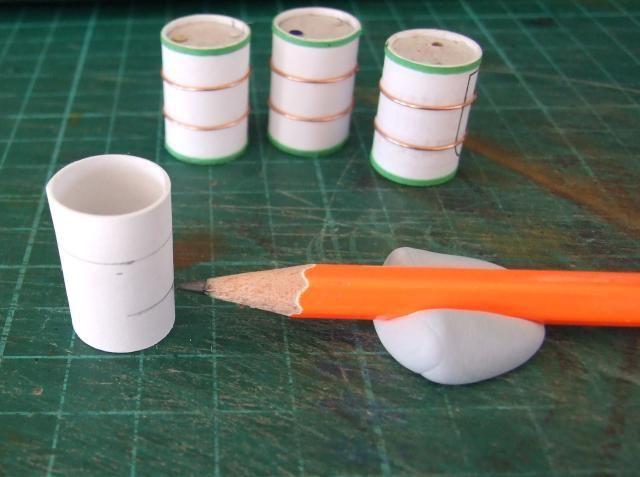 Technique for barrels