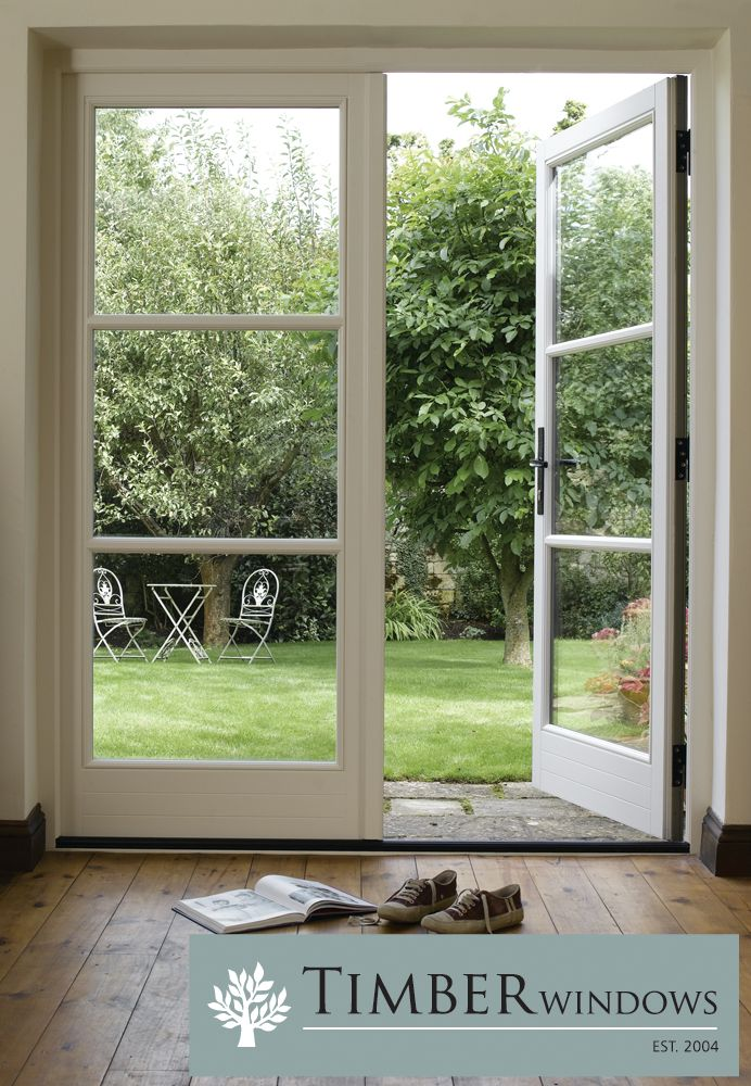A beautiful example from Timber Windows