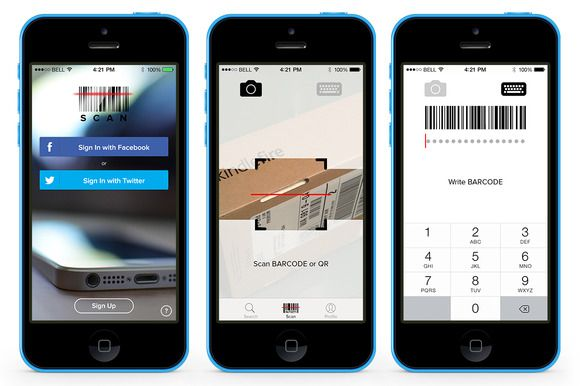I just released iOS 7 Scan App Template PSD on Creative Market.