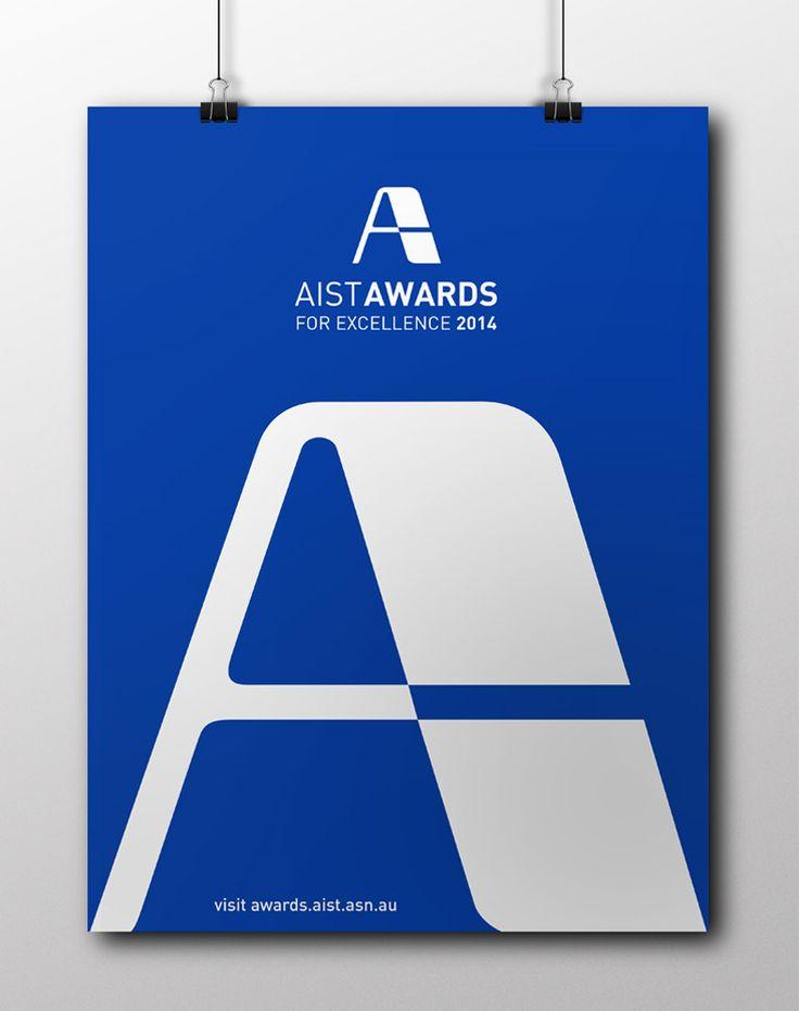 AISTAwards - Promotional poster mockup