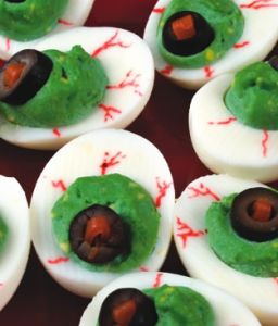 10 best walking dead party images on pinterest halloween prop edible halloween crafts zombie eyes recipe zombie lock in forumfinder Images