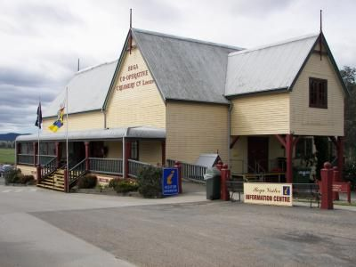 Bega Cheese Factory grew up here always went to the bega cheese factory every weekend best cheese a lot of selection fresh and free samples , the best ice cream I've ever had ! The bega cheese factory , quiet friendly , small country town recommend a visit !