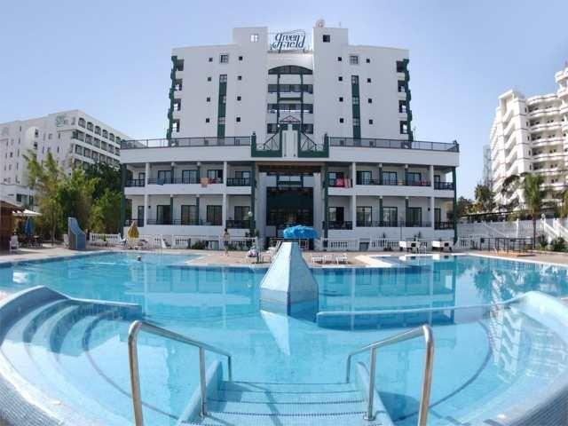 Green Field Apartments, Playa del Ingles, Gran Canaria, Canary ...