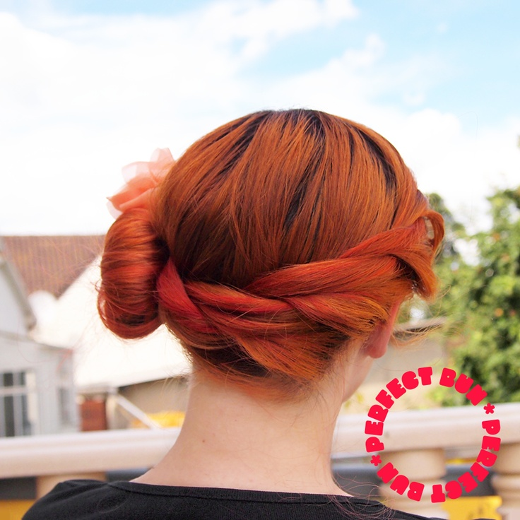 Polychromik Makeup: 25+ Best Ideas About Side Bun Tutorial On Pinterest