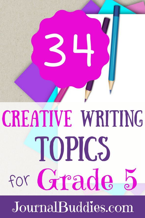 creative writing topics for grade 3 students Creative writing prompts – 3rd grade enjoy these creative writing prompts appropriate for 3rd third grade students these writing prompts are sure to help encourage the creativity and imagination of your students.