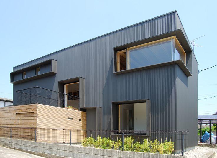 'dr.s house', Sendai, Miygai, Japan | SOY source architects